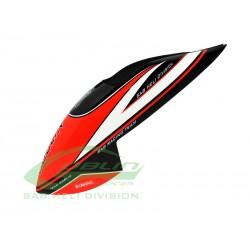 MiniComet Canopy Black/Red