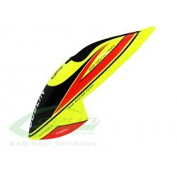 MiniComet Canopy Yellow/Red