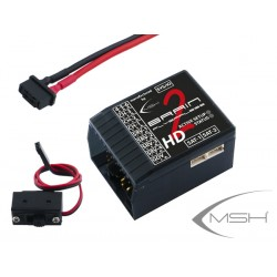 MSH Brain 2 HD Flybarless System