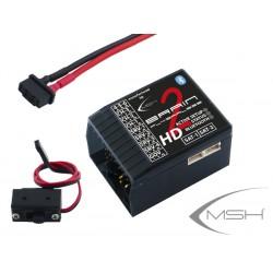 MSH Brain 2 Bluetooth HD Flybarless System