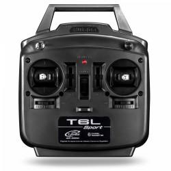 Futaba T6L Sport - 2.4GHz T-FHSS Mono 6-Channel Air System (med mottagare R3106GF)