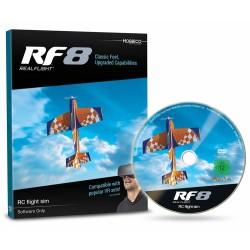 RealFlight 8 - Endast Mjukvara