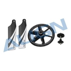 104T 28T Autorotation Tail Drive Upgrade Set H45G004XXW