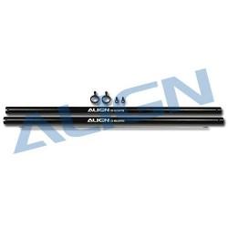Tail Boom/Black H25030-00 (T-rex 250)