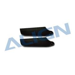 Align 40 Carbon Fiber Tail Blade HQ0400B/H25093 (T-rex 250)