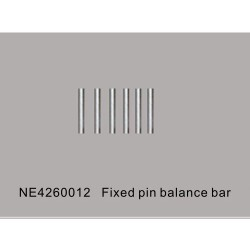 """Fixed Pin Balance Bar"" (Solo Pro)"