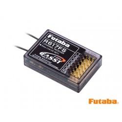 Futaba R617FS FASST 2,4GHz mottagare, 7 kanaler