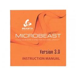 BEASTX manual till MICROBEAST V3 (engelska)