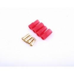 HXT-Kontakter, 3,5mm (1 par)