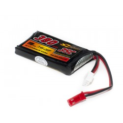 DesirePower 380mAh 2S 35C V8
