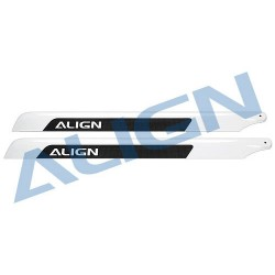 Align 800 mm kolfiberblad HD800N