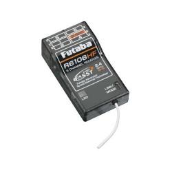 Futaba R6106HF 6-Channel 2.4GHz FASST Park Flyer Rx