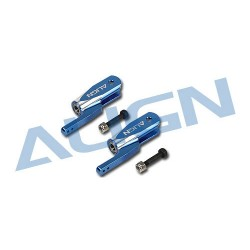 Sport V2 Metal Main Rotor Holder Set H45139 (T-rex 450 SPORT)