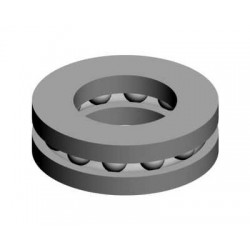 Thrust bearing 8x16x5 (Logo 600/600 SE)