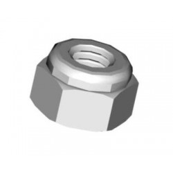 Hex lock nut M4 (Logo 400 - 600 SE)