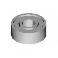 Ball bearing 3x6x2,5 (Logo 400 - 600 SE)