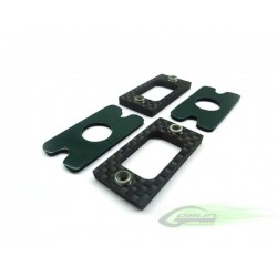 Carbon Fiber Tail Locking Reinforcement (2pcs) - Goblin 630/700/770 [H0041-S]