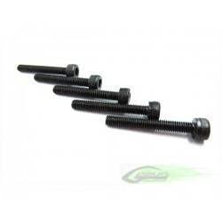 DIN 12.9 Socket Head Cap M3x22 (5pcs) - Goblin 630/700/770 [HC086-S]