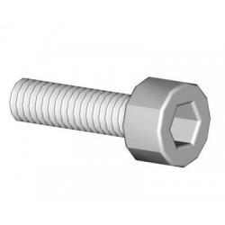 Socket head cap screw M3x12 (Logo 550 SX-600 SE)