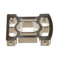 Metal motor plate 25mm (Logo 500 - 600 SE)