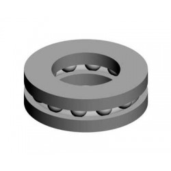 Thrust bearing 4x8x3,5 (Logo 400 - 600 SE)