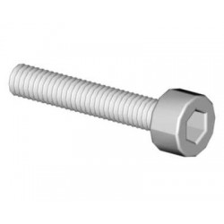 Socket head cap screw M3x16 (Logo 500 SE - 600 SE)