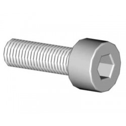 Socket head cap screw M4x12 (Logo 400 - 500 SE)