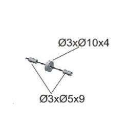 Belt tensioner tailrotor (Logo 500 SE)