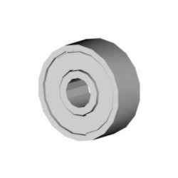 Ball bearing 4x13x5 (Logo 400/400 SE)