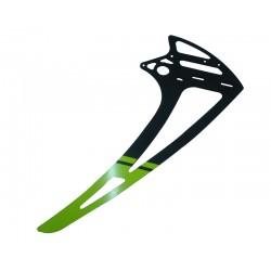 Carbon Fiber Vertical Fin - Goblin 630/700/770 [H0046-S]