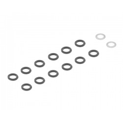 O-Rings For Tail Rotor Hub (Logo XXTREME)