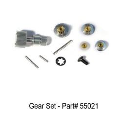 Drevsats till Hitec HSG-5083MG/5084MG