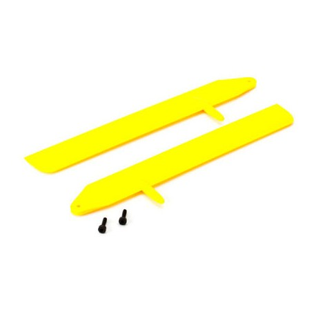 Fast Flight Main Rotor Main Rotor Blades Yellow (Blade 130 X)