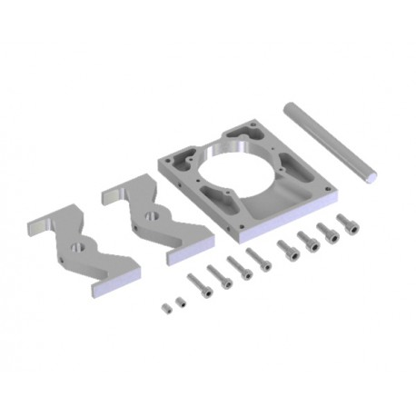 Chassis gear box (Logo XXTREME)