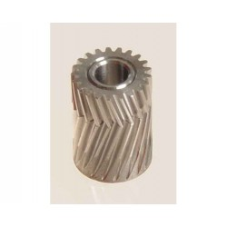 Pinion for herringbone gear 21 teeth, M0,5
