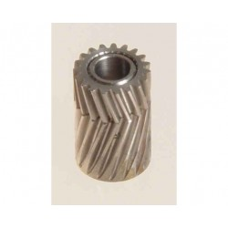 Pinion for herringbone gear 19 teeth, M0,5