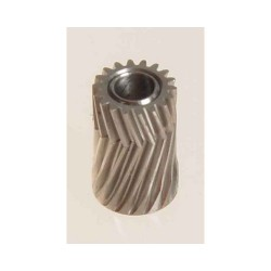 Pinion for herringbone gear 18 teeth, M0,5