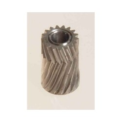 Pinion for herringbone gear 17 teeth, M0,5