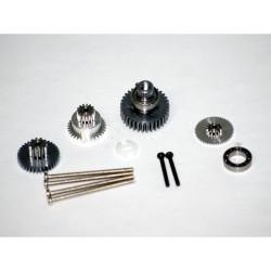 Drevsats till MKS DS760 - plasthusversionen (metall)