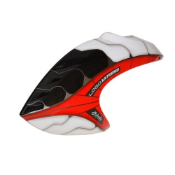 Canopy, red-white (Logo 800 XXTREME)