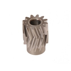 Herringbone pinion12teeth,M1,14mm in height,dia.6mm