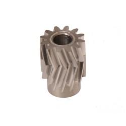 Herringbone pinion12teeth,M1,14mm in height,dia.6mm
