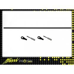 Tail control rod set stretch Mini (Miniprotos)