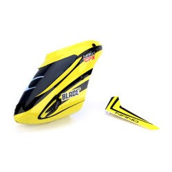 Complete Yellow Canopy w/Vertical Fin (Blade nCP X) BLH3318