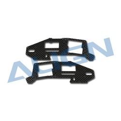 250PRO Carbon Main Frame(U) H25114 (T-rex 250)