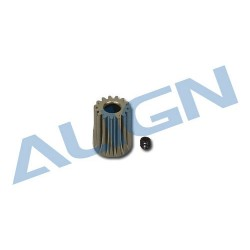Motor Pinion Gear 15T H45137, 3,5mm (T-rex 450)