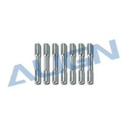 450V3 Aluminum Hexagonal Bolt HS1302 (T-rex 450)