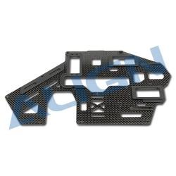 500PRO Carbon Main Frame(L)/1.6mm H50158 (T-rex 500)