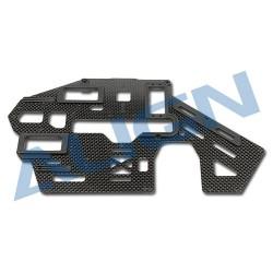 500PRO Carbon Main Frame(R)/1.6mm H50159 (T-rex 500)