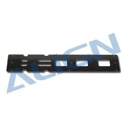 500PRO Carbon Bottom Plate/1.6mm H50160 (T-rex 500)